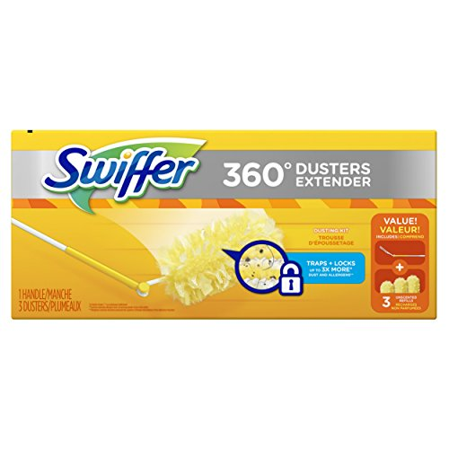 Swiffer 180 Dusters Multi Surface Refills Unscented