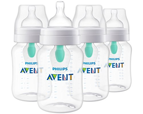 Philips Avent Anti Colic Baby Bottle With Airfree Vent 9oz