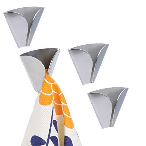 Tatkraft Bell Strong Self Adhesive Triple Towel Holder Towel